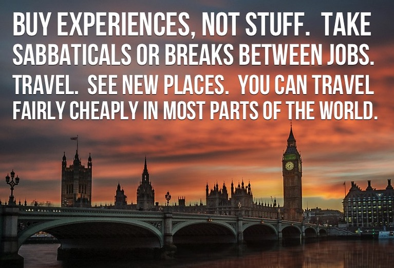 Buy Experiences